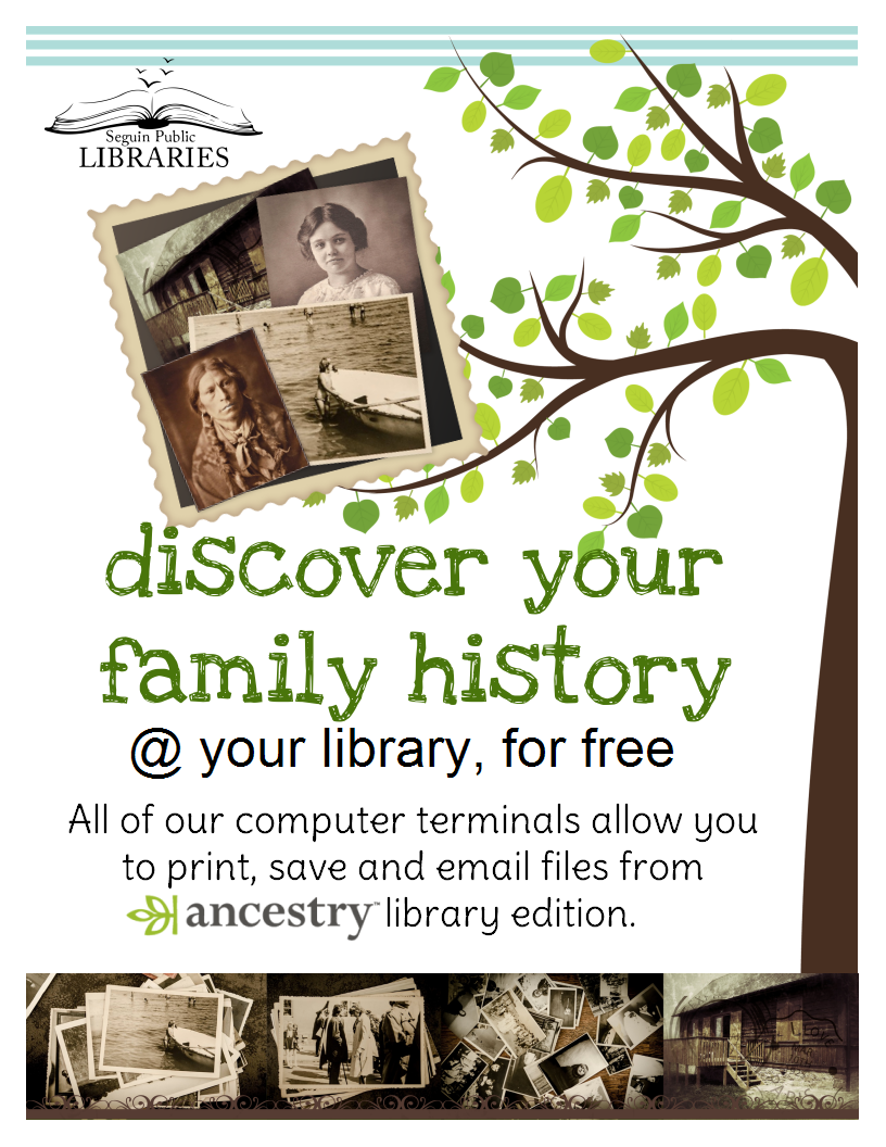 ancestry poster