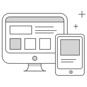 Image of Computer and eReader