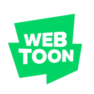 Web Toon logo and link to website