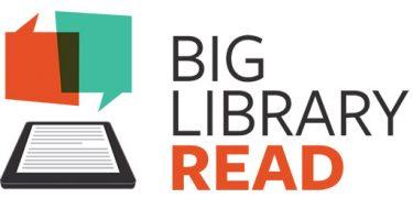 Big Library Read image. Decorative.