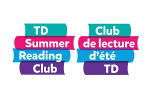 Image of the TD Summer Reading Club logo.